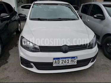 Volkswagen Gol Trend 5P Comfortline usado (2018) color Blanco Candy precio $405.000