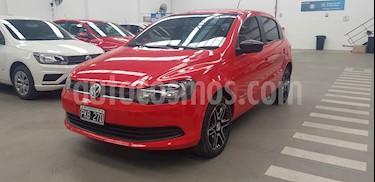 Volkswagen Gol Trend 5P Sportline usado (2015) color Rojo Flash precio $460.000