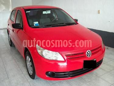 Volkswagen Gol Trend - usado (2012) color Rojo precio $299.900