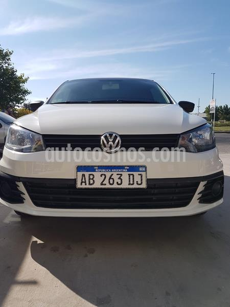 Volkswagen Gol Trend 3P Trendline usado (2017) color Blanco Candy precio $950.000