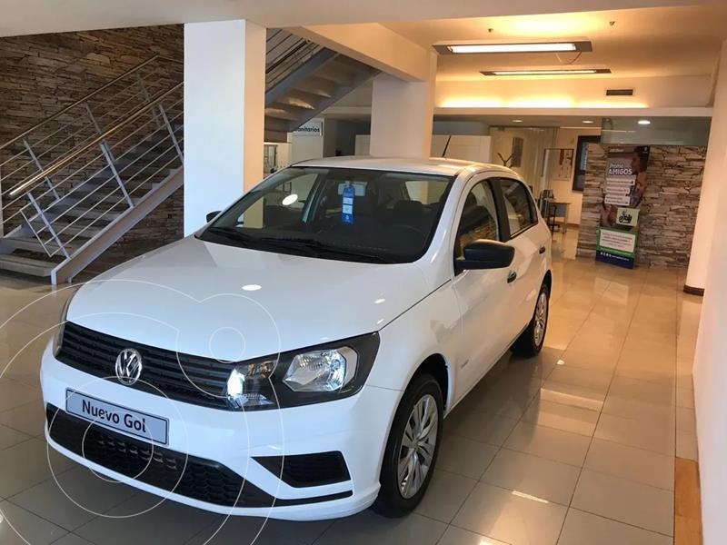Foto Volkswagen Gol Trend 5P Trendline nuevo color Blanco Cristal financiado en cuotas(anticipo $1.219.000 cuotas desde $20.600)