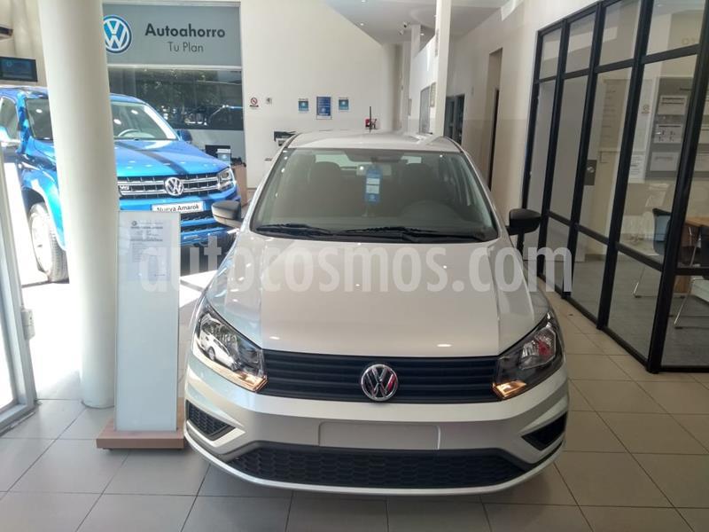 Volkswagen Gol Trend 5P Trendline nuevo color Plata precio $1.140.200