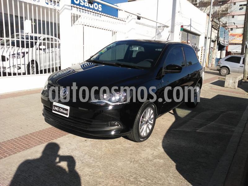 Volkswagen Gol Trend 3P Highline usado (2014) color Negro precio $650.000