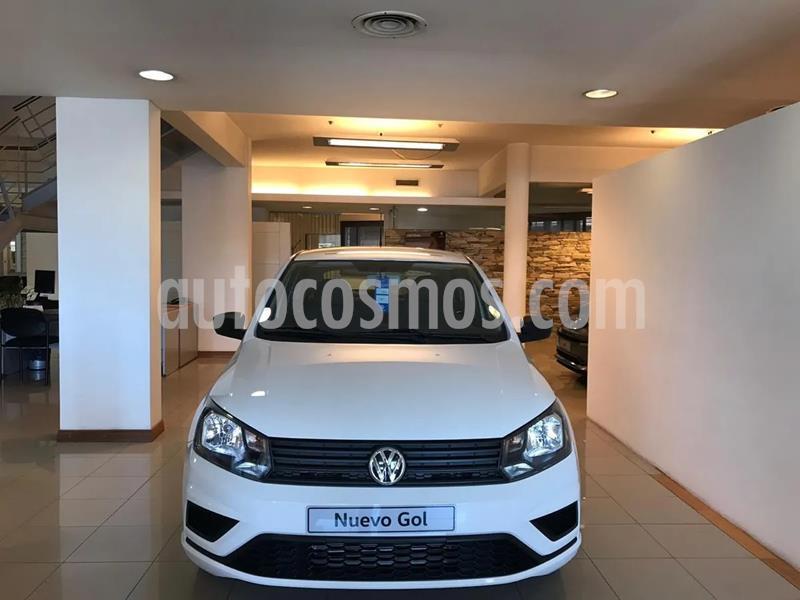 Foto OfertaVolkswagen Gol Trend 5P Trendline nuevo color Blanco precio $1.359.000
