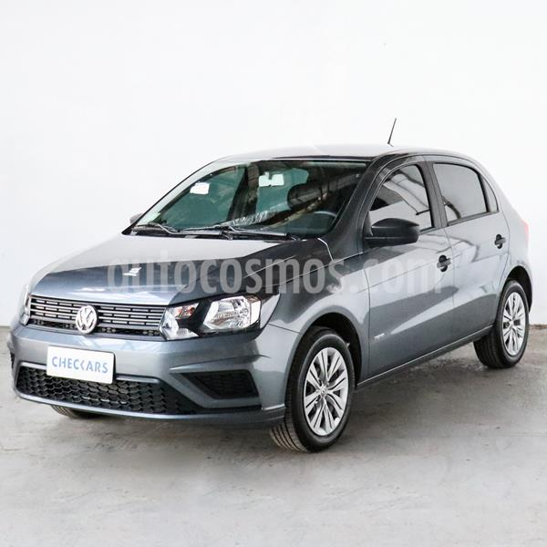 Volkswagen Gol Trend 5P Trendline usado (2020) color Gris precio $790.000