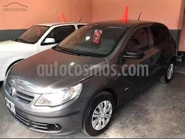 Volkswagen Gol Trend 5P Pack II usado (2012) color Gris Oscuro precio $239.900