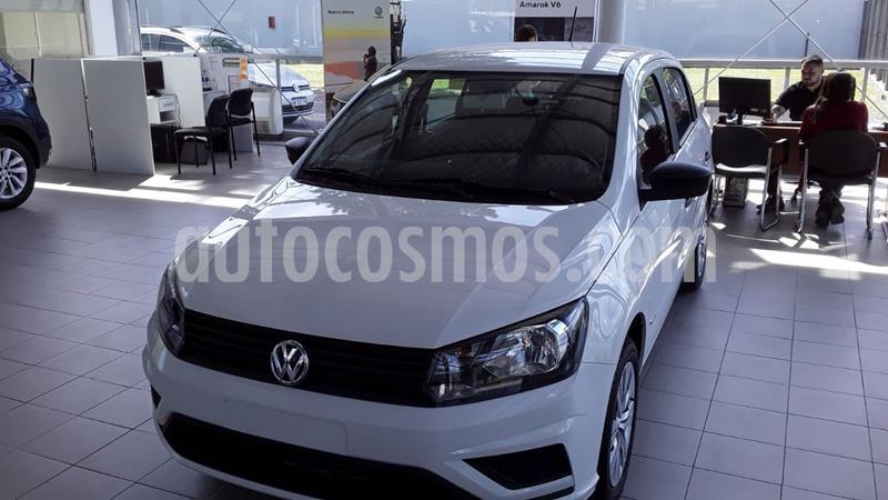 Volkswagen Gol Trend 5P Trendline nuevo color Blanco Cristal precio $1.280.550