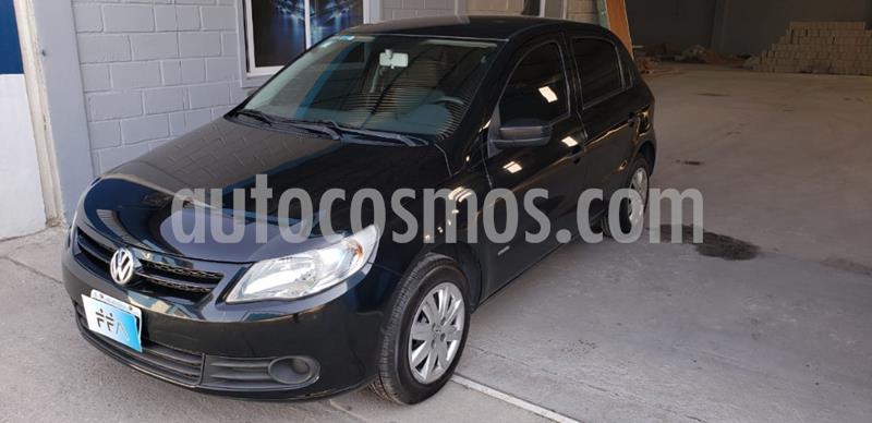 Volkswagen Gol Trend 5P Pack I usado (2011) color Negro precio $449.000