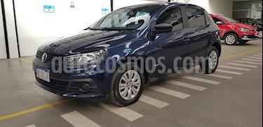 Volkswagen Gol Trend 5P Trendline usado (2016) color Azul precio $490.000