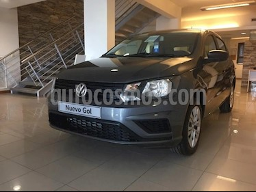 Volkswagen Gol Trend 5P Trendline Aut nuevo color Gris Platino precio $885.000