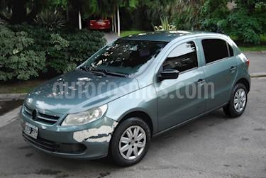 Volkswagen Gol Trend 5P Pack I usado (2011) color Gris precio $230.000