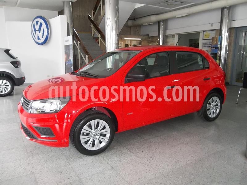 Volkswagen Gol Trend 5P 1.6 Trendline MT5 (101cv) (my15) usado (2021) color Gris precio $970.000
