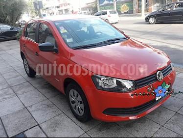 Volkswagen Gol Trend 5P Pack I Plus usado (2015) color Rojo precio $420.000