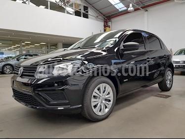 Volkswagen Gol Trend 5P Trendline usado (2019) color Negro precio $600.000