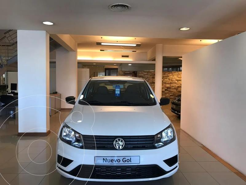 Foto Volkswagen Gol Trend 5P Trendline nuevo color Blanco precio $1.359.000
