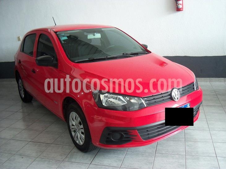 Volkswagen Gol Trend 5P 1.6 Trendline MT5 (101cv) (my15) usado (2017) color Rojo precio $679.900