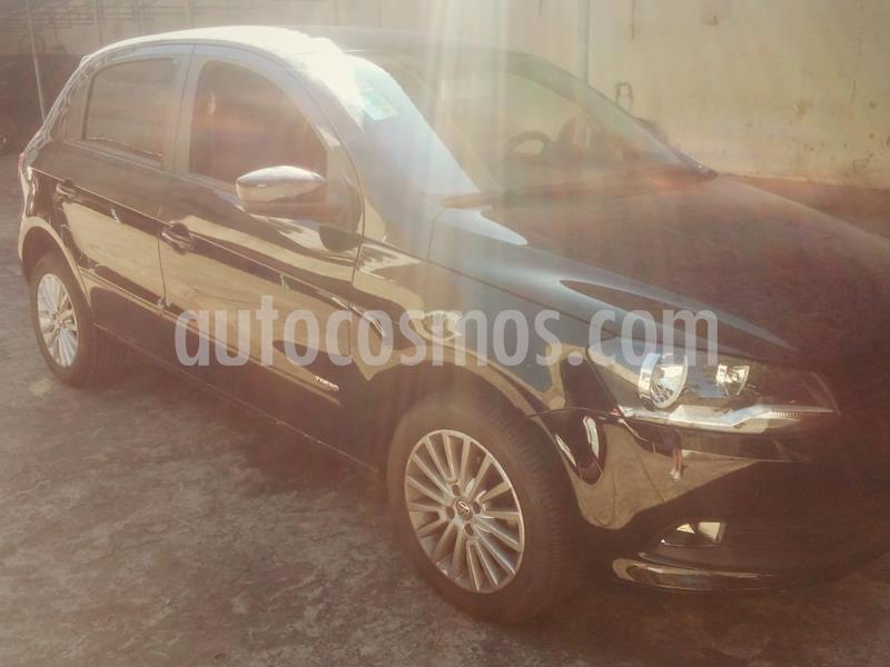 Volkswagen Gol Trend 5P Highline I-Motion usado (2015) color Negro precio $880.000