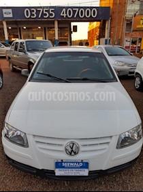 Foto venta Auto usado Volkswagen Gol - (2006) color Blanco precio $155.000