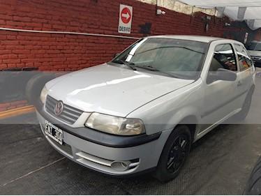Foto venta Auto usado Volkswagen Gol - (2004) color Gris Plata  precio $122.000