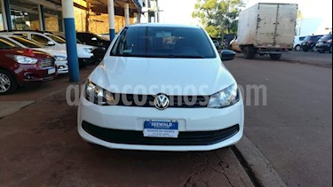 Foto venta Auto usado Volkswagen Gol - (2013) color Blanco precio $260.000
