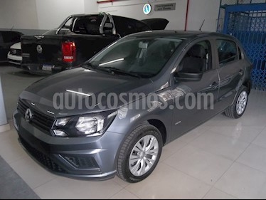 Volkswagen Gol - usado (2019) color Gris Oscuro precio $619.000