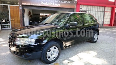 Foto venta Auto Usado Volkswagen Gol - (2008) color Negro precio $140.000