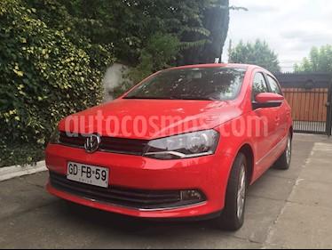 Foto venta Auto usado Volkswagen Gol 1.6  Trendline 5P (2014) color Rojo precio $5.700.000