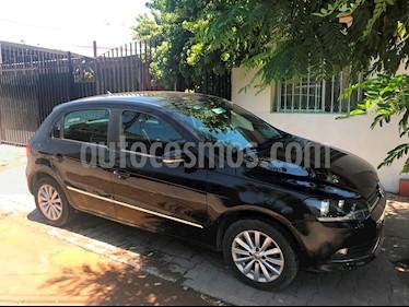 Foto venta Auto usado Volkswagen Gol 1.6  Trendline 5P (2014) color Negro precio $4.700.000