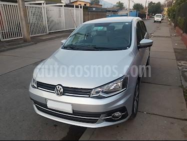 Volkswagen Gol 1.6 Comfortline  usado (2018) color Plata precio $6.300.000