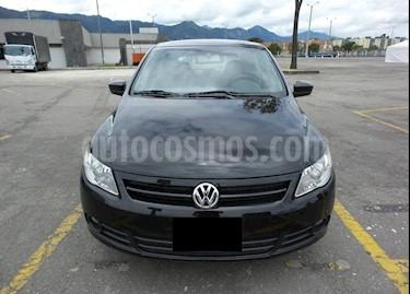 Volkswagen Gol 1.6 GLI usado (2013) color Negro precio $16.000.000