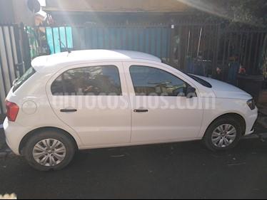 Volkswagen Gol 1.6 Power 5P Ac usado (2018) color Blanco precio $6.180.000