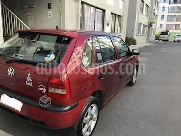 Foto venta Auto usado Volkswagen Gol 1.6L Comfortline  (2004) color Rojo precio $1.900.000