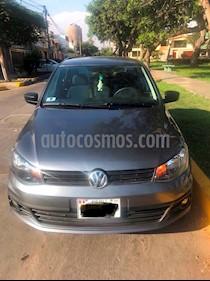 foto Volkswagen Gol 1.6L Comfortline  usado (2017) color Gris precio $12,000