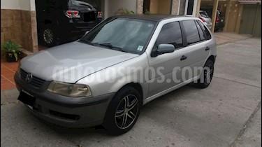 Foto venta Auto usado Volkswagen Gol 1.8 Full (2004) color Gris precio u$s6.000