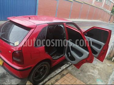 Volkswagen Gol 1.8 Sportline usado (2000) color Rojo precio $10.000.000