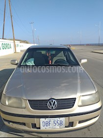 Volkswagen Gol 3 Ptas. Comfort usado (2001) color Marron precio u$s1.400