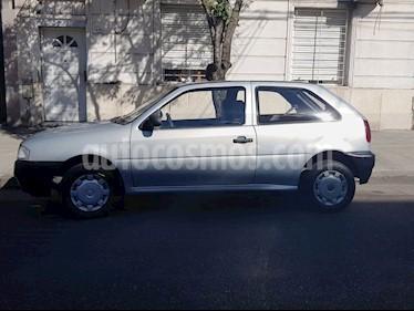 Foto venta Auto usado Volkswagen Gol 3P 1.0 (1999) color Gris precio $64.500