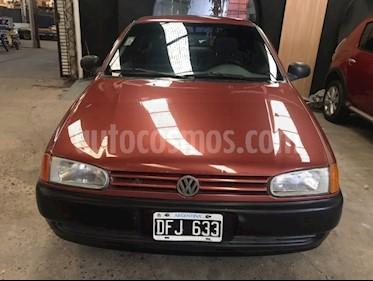 Foto Volkswagen Gol 3P 1.0 usado (2000) color Dorado precio $135.000
