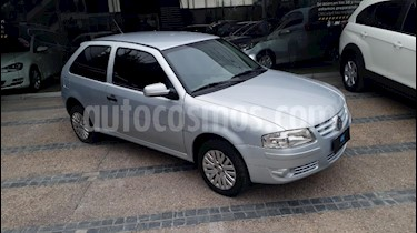 Foto venta Auto usado Volkswagen Gol 3P 1.4 Power (2011) color Gris Claro precio $75.000