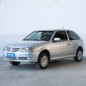 Foto venta Auto usado Volkswagen Gol 3P 1.4 Power (2013) color Gris precio $245.000