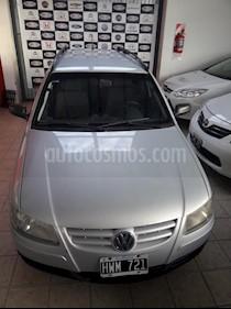 Foto venta Auto Usado Volkswagen Gol 3P 1.6 CL (2009) color Gris Claro precio $170.000