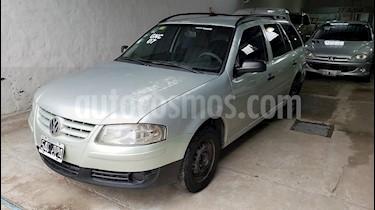 Foto venta Auto usado Volkswagen Gol 3P 1.6 CL (2007) color Gris Claro precio $120.000