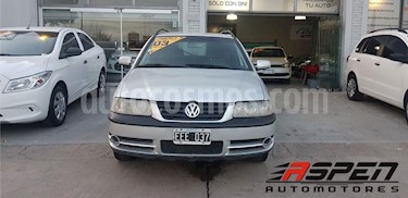 Foto venta Auto usado Volkswagen Gol 3P 1.6 CL (2003) color Gris Claro precio $140.000