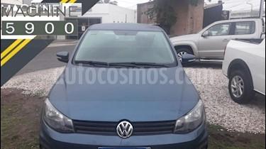 Foto venta Auto usado Volkswagen Gol 3P 1.6 CL (2019) color Azul precio $744.949