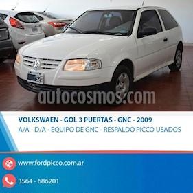 Foto venta Auto usado Volkswagen Gol 3P 1.6 Comfortline (2009) color Blanco precio $185.000
