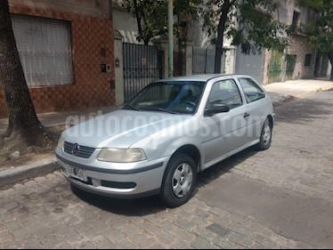 Foto venta Auto usado Volkswagen Gol 3P 1.6 Dublin (2000) color Gris Claro precio $87.000