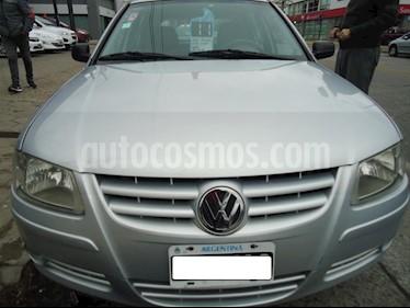 Foto venta Auto usado Volkswagen Gol 3P 1.6 GL Ac (2011) color Gris Claro precio $245.000