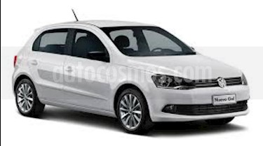 Volkswagen Gol 3P 1.6 GL Ac usado (2016) color Blanco precio u$s4.739