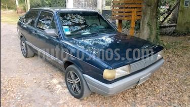 Foto venta Auto usado Volkswagen Gol 3P 1.6 GL (1995) color Azul precio $65.000