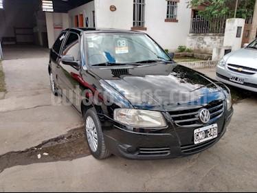 Foto Volkswagen Gol 3P 1.6 Power Dh usado (2007) color Negro precio $195.000